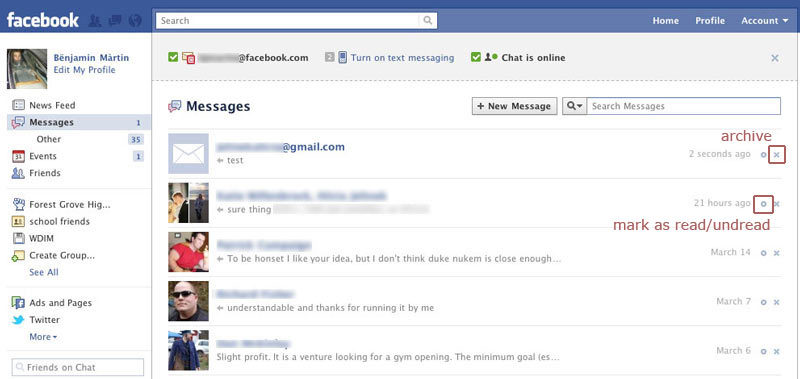 Facebook Email - What to look for | Metal Toad