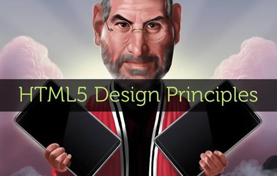 HTML5 Design Principles