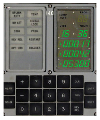 Apollo Guidance Computer (AGC)
