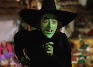 Margaret Hamilton, the actress