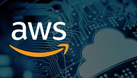 AWS Logo header for ISV blog post