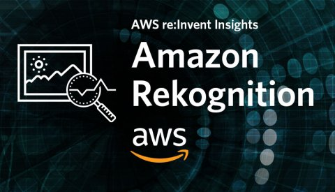 Amazon Rekognition Banner