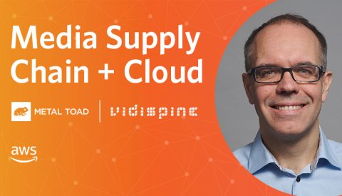 Media Supply Chain + Cloud