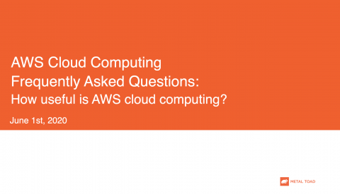 What is AWS cloud computing and how useful will it be?