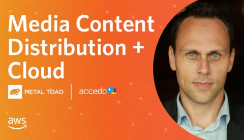 Media Content Distribution + Cloud