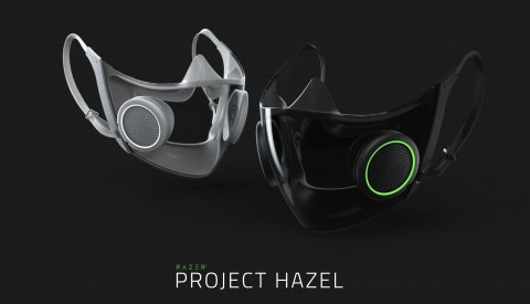 Project Hazel - Razer mask