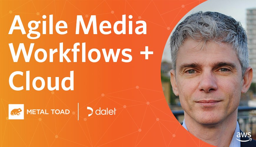 Agile Media Workflows + Cloud Artwork