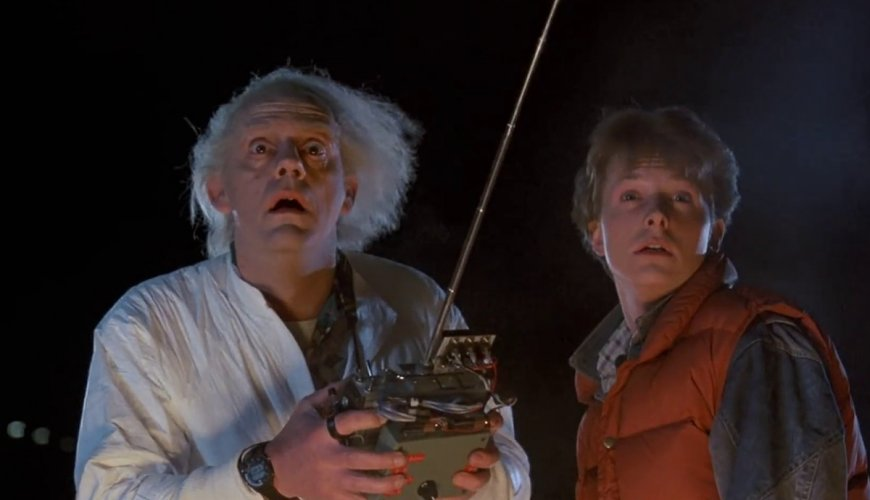 Back to the future - of websites
